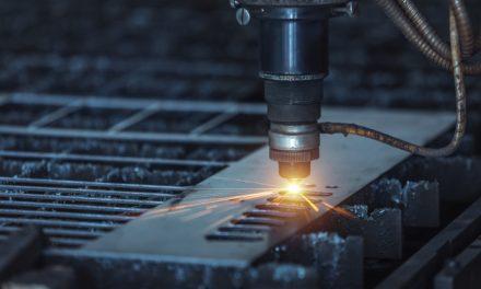 Laserowe cięcie blach i metali